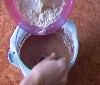 как приготовить торт черепаха в домашних условиях