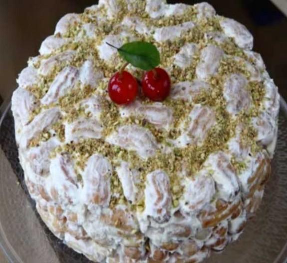 как приготовить торт дамские пальчики пошаговый рецепт с фото