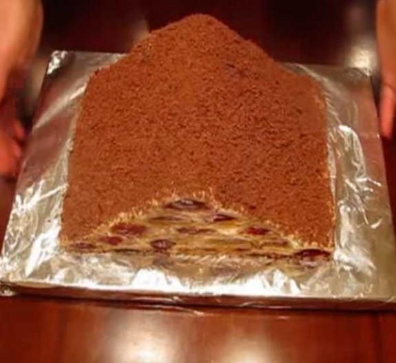 готовим торт монастырская изба