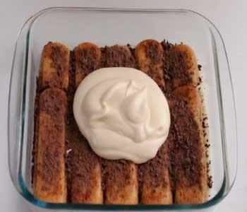 как сделать торт тирамису