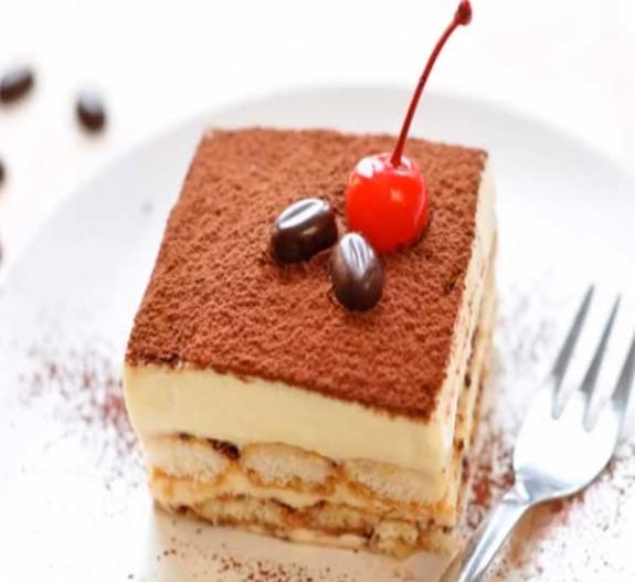 готовим торт тирамису