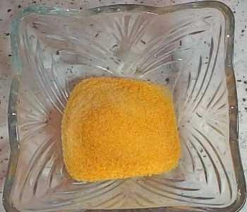 готовим рецепт торта битое стекло с бисквитом или печеньем