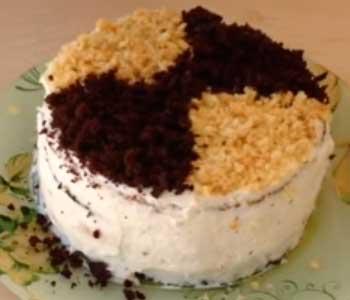 как испечь торт сметанник в домашних условиях