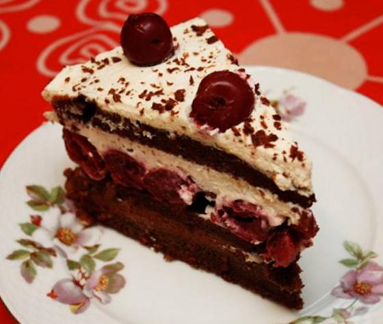 торт шоколадный принц рецепт с фото