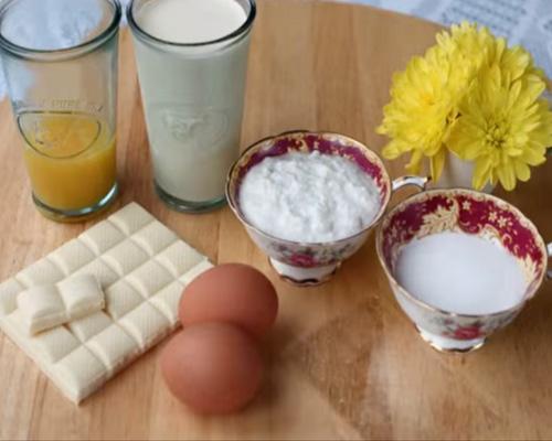 как сприготовить торт творожное суфле с желатином