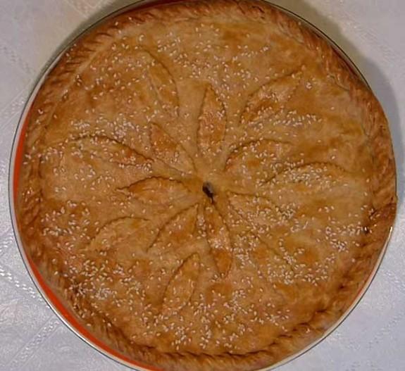 Пирожкиы легкие в приготовлении