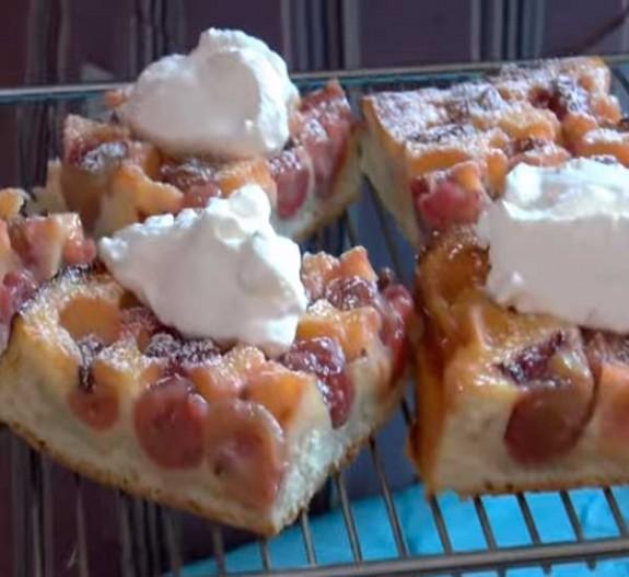 Как приготовить пирог с крыжовником рецепт с фото пошагово