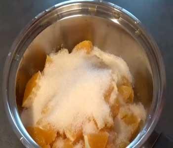 как приготовить торт с апельсинами рецепт с фото