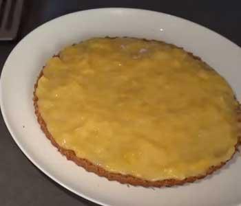 рецепт торта с апельсинами