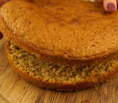 как испечь кофейный корж для торта