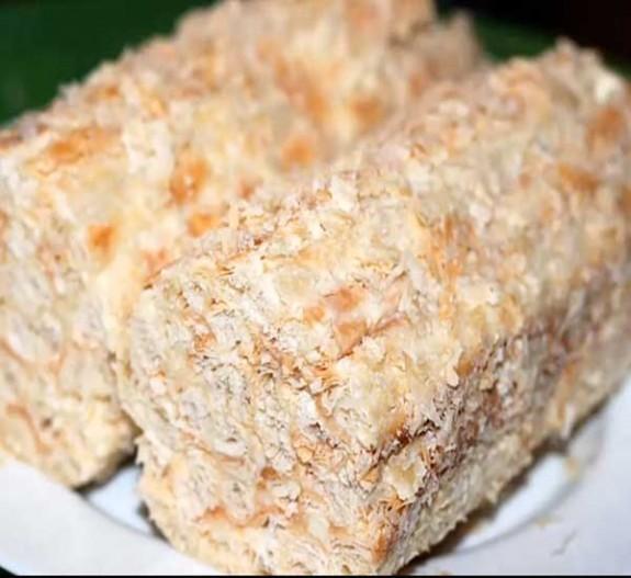 полено рецепт салата