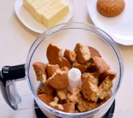 пошаговый рецепт торта из творога без выпечки с пошаговыми фотографиями