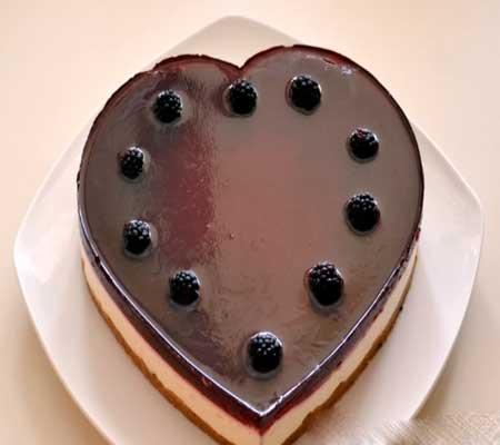 творожно фруктовый торт без выпечки