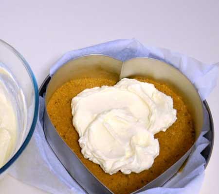 как сделать творожный торт без выпечки с фруктами рецепт с фото пошагово