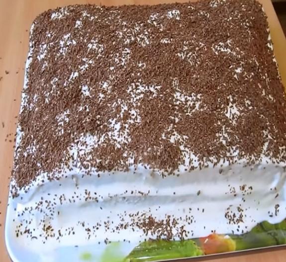 как приготовить вкусный торт шоколад на кипятке пошаговый рецепт с фото