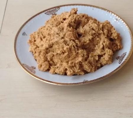 приготовление торта муравейник из печенья за 10 минут